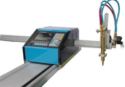 Prenosné plazmové CNC plazmové plazmové rezacie stroje