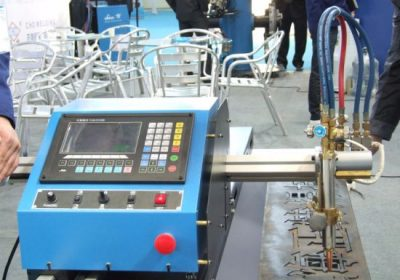 Typ portálového plazmového rezacieho stroja s dvojitými pohonmi v predaji