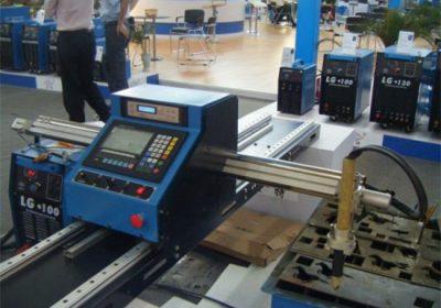 Prenosné mini cnc plazmové frézy na kovový rezací stroj