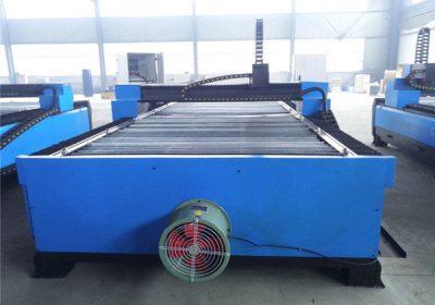 Plazmový rezačka oceľové CNC stolové plazmové rezacie stroje