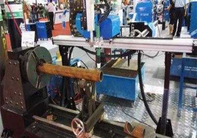 Stroj na rezanie plazmou malým / miniatúrnym CNC