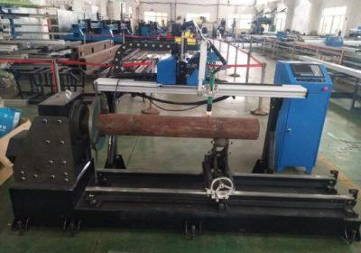 cnc plazmový rezací stroj s vodným stolovým lôžkom