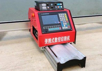 CNC prenosný plazmový rezací stroj