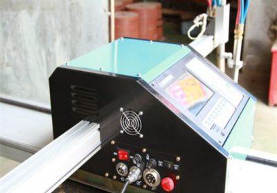 CNC prenosný plazmový rezací stroj, kyslíkové palivo Kovoobrábacie stroje cena