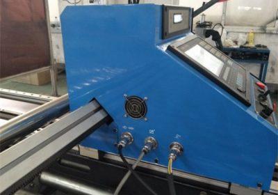 prenosný cnc 43A výkon plazmový rezací stroj START Značka LCD panel riadiaci systém plazmové rezanie kovových strojov cena