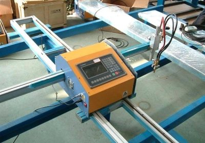 Profesionálny cnc plameň stôl rezací stroj s výrobnou cenou