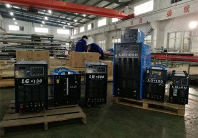 Prenosná CNC plazmová rezačka, CNC plameňová / plazmová rezačka