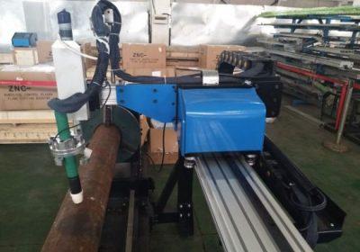 CNC plazmový stroj na rezanie rúr z nehrdzavejúcej ocele