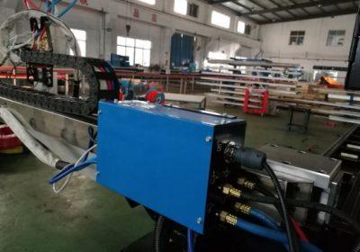 Portálová CNC plynová plazmová rezacia strojová cena