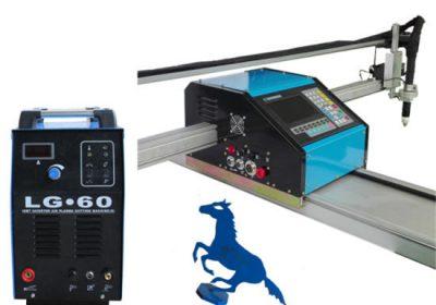 Automatické CNC Nerezové oceľové rúrkové rezacie stroje Plazmové rezacie stroje