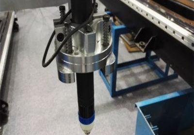 Plazmový rezací stroj s vysokým rozlíšením odrezaný plech z hliníkového železa z nerezovej ocele