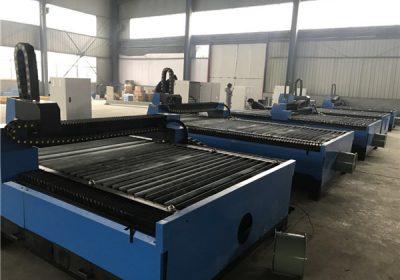 Najobľúbenejšie CNC plazmové rezacie stroje