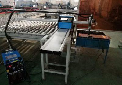 CNC prenosný plazmový plameň na rezanie hliníka