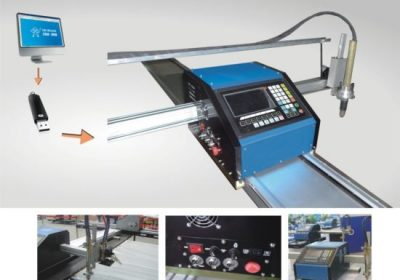 cnc plazmový rezací stroj na kovové plazmové rezačky z nehrdzavejúcej ocele železnej hliníkovej dosky