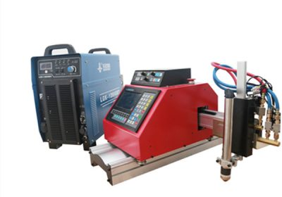 Kovové oceľové nové plazmové CNC plazmové a plameňové rezacie stroje