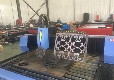 Hot predaj Tabuľka typu stroj plazmové rezacie stroje CNC