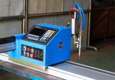 Plazmový rezací stroj s rýchlou rýchlosťou cnc