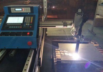 Carbon kovové rúrky cnc plazmové rúrky rezací stroj