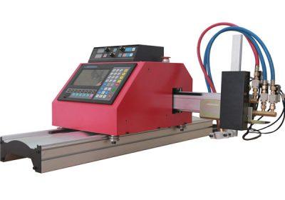 Malý portálový plazmový rezací stroj CNC