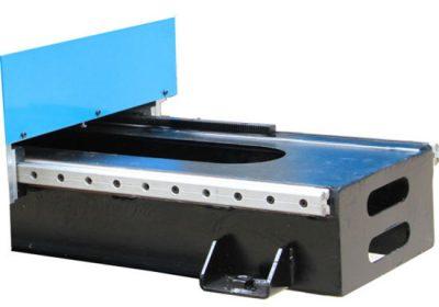 Veľká veľkosť portál plazmové rezanie kovové cnc plazmové rezanie stroj porcelán