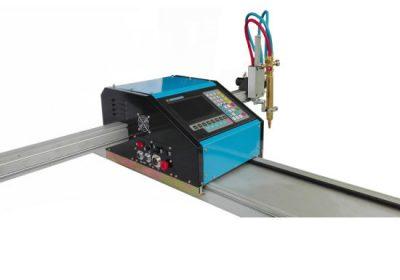 prenosný plazmový rezací stroj CNC plazmového plameňa JX-1530